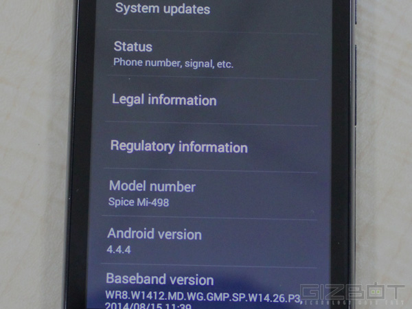 Spice Android One Dream Uno First Look