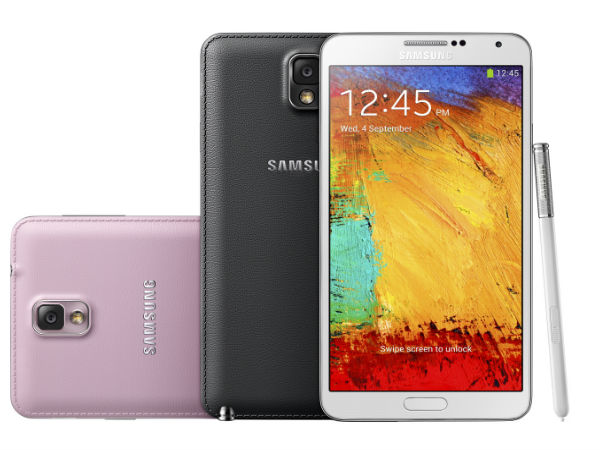 Samsung Galaxy Note 3: Buy At Price Of Rs 35,451