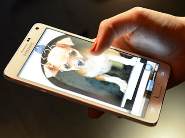 Samsung Galaxy Note 4 Boasts the Best Display, Says DisplayMate