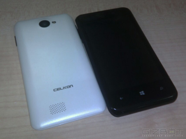 Exclusive: Celkon to Launch Windows Phone Based Win 400 [LEAK]