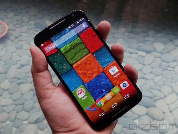 Moto X (2nd Generation)(Variant 32 GB) at Rs. 13,999/- Only