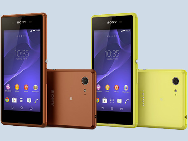 because sony xperia e3 dual price in india Family: Intel