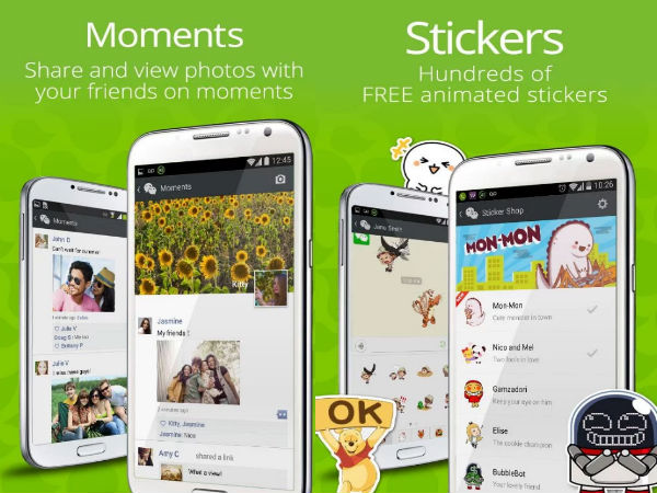 WeChat 5.4 for Android Launched With New Features [Download Link]