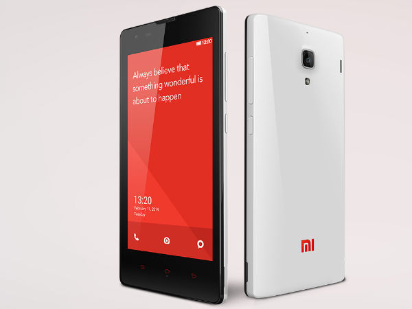 Xiaomi Redmi 1S Sold Out In Mere Seconds Via Flipkart