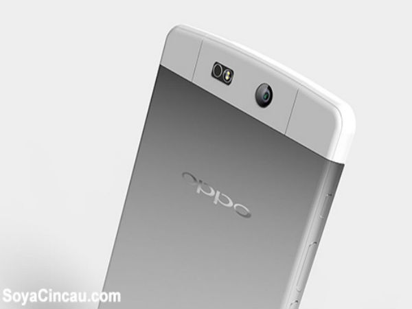 Oppo N3 New Image Leak Shows Different, Better Design
