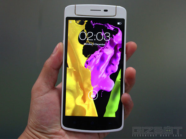 Watch Oppo N1 mini Unboxing [Video]