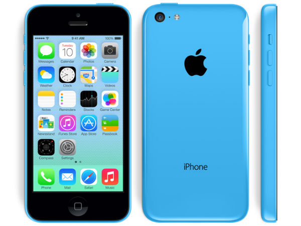 Apple iPhone 5C: Buy At Price Of Rs 31,349