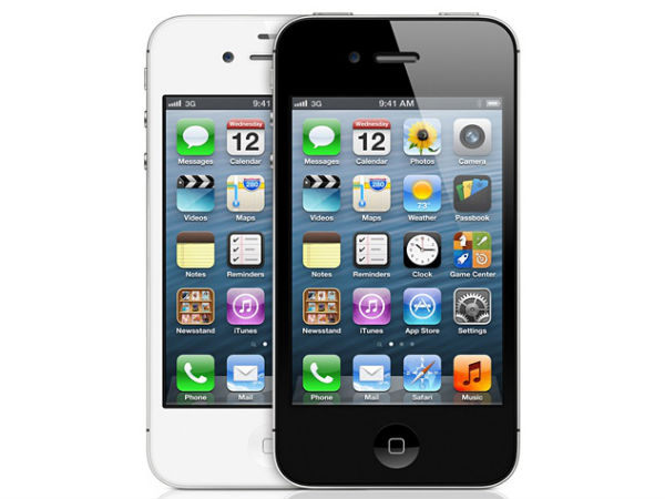 Apple iPhone 4s: Buy At Price Of Rs 18,800