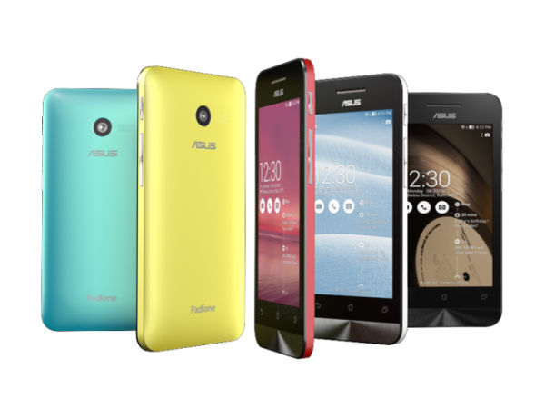 Asus Expects To Sell 200,000 Units Of Zenfone Smartphones By September