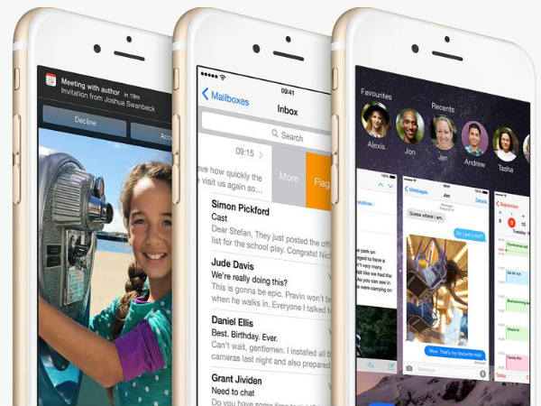 Here's Why Apple iOS 8 Update Requires More than 4GB of Free Space