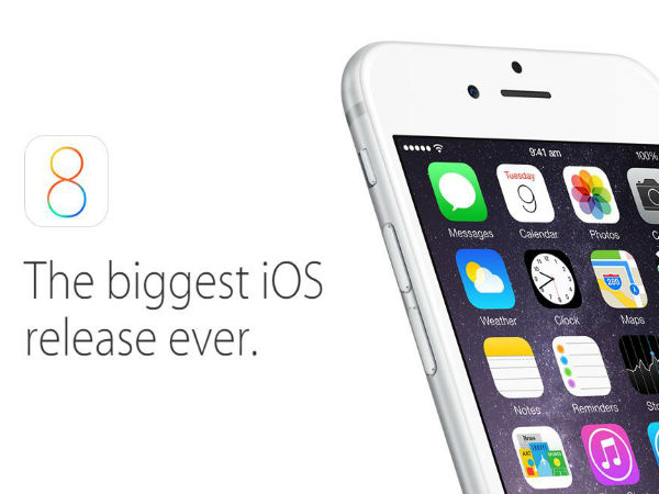 Apple iOS 8 Offers Massive Number of Security Fixes