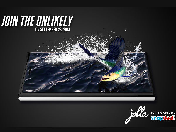 Jolla Phones Coming to India: Sends Out Event Invite for September 23