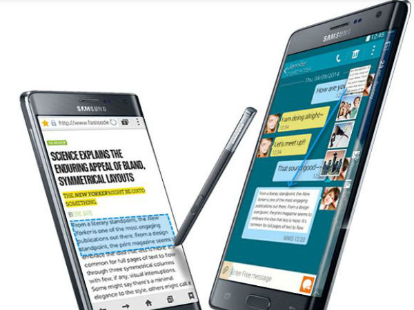 Samsung Galaxy Note Edge Will Be Super Costly: 5 Reasons Why