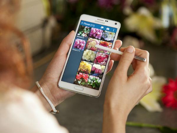 Samsung Galaxy Note 4 Pre-Orders Begin