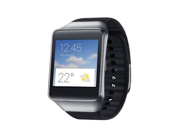 Samsung Smartwatch With Fingerprint ID and Payment Function in Works
