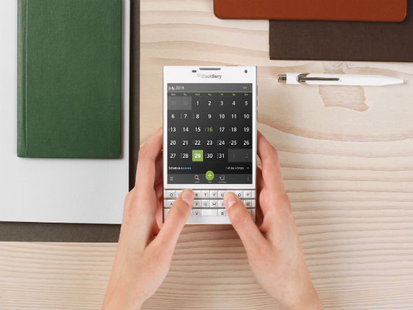 BlackBerry Passport India Launch Expected on September 29
