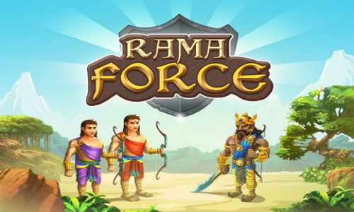 'Rama Force' Mobile Game For Android and iOS Now Available