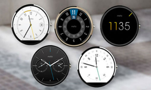 Motorola Could Launch Gold Moto 360 Soon