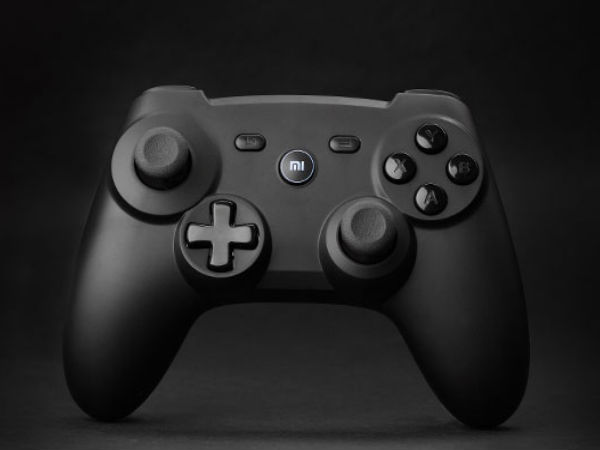 Xiaomi Launches Bluetooth Game Controller