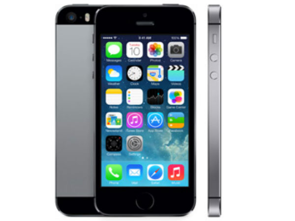Apple iPhone 5s: