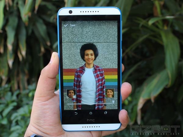 HTC Desire 820 Vs Desire 816G: Display and Dimensions
