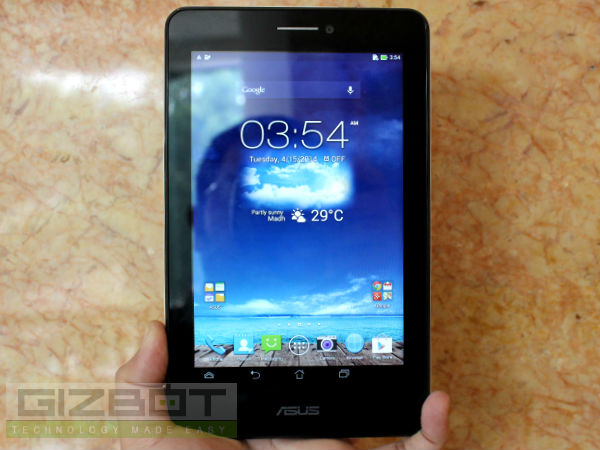 Asus Launches Offer For Fonepad 7 Dual SIM Tablet in India