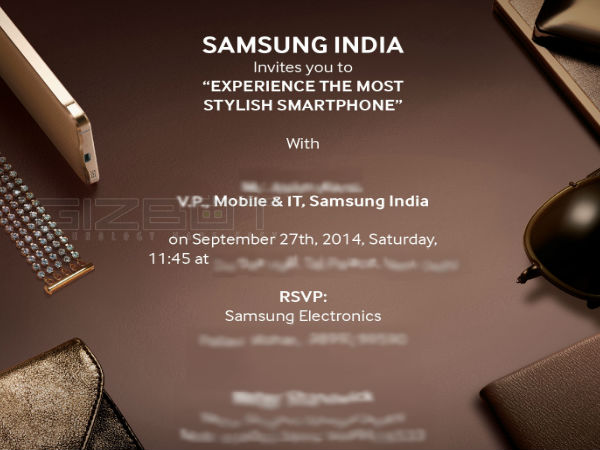 Exclusive: Samsung Gear S Smartwatch to launch in India on Sep 27