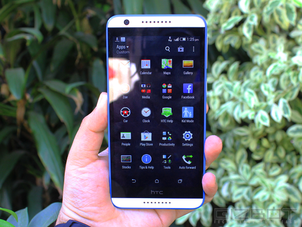 HTC Desire 820 First Look