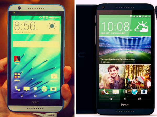 HTC Desire 820 Vs Desire 816G: 10 Key Differences to Keep in Mind