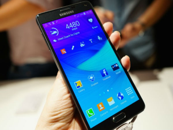 Samsung Galaxy Note 4 Will Launch in 140 Countries Before October Ends