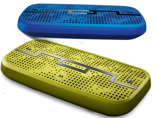 Motorola Deck Bluetooth Speaker By Sol Republic Coming Soon in India