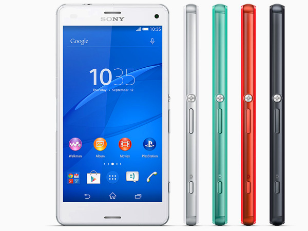 Sony Xperia Z3 Compact Launched in India at Rs. 44,990