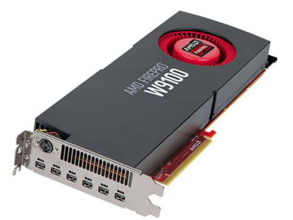 AMD India Officially Unveils Three New Professional Graphics Cards