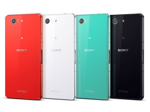 Sony Xperia Z3 Vs Xperia Z3 Compact: Design and Display