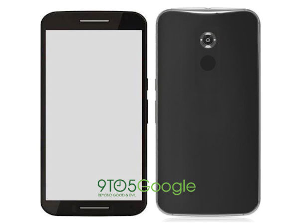 Google Nexus 6 : Alleged Image Spotted Online Ahead of Launch