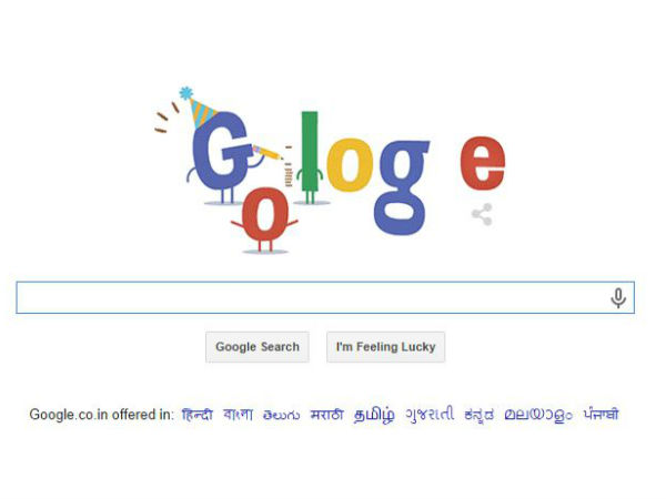 Happy Birthday Google! Search Engines Enters Sweet Sixteen