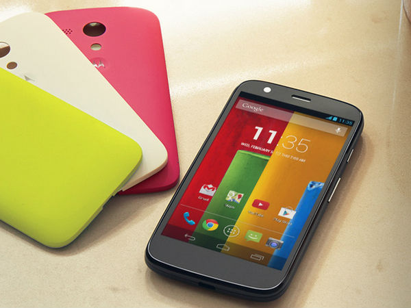 Motorola Moto G (2nd Gen.) Software Update