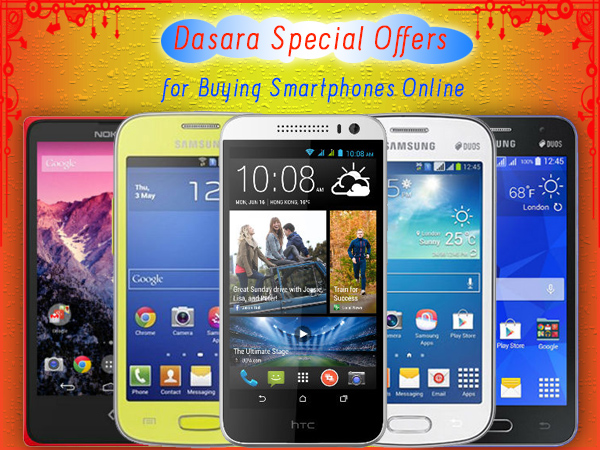 Top 10 Dasara Vijayadashami 2014 Special Offers for Buying Smartphones  Online - Gizbot News be7fbf8ad2af