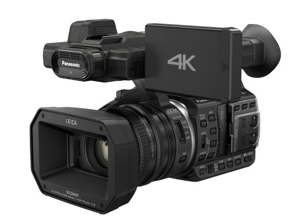 Panasonic Launches HC-X1000 4K UHD Camcorder at Rs 1,79,000