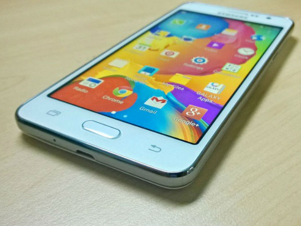 Samsung Galaxy Grand Prime To be Priced at Rs 15,250