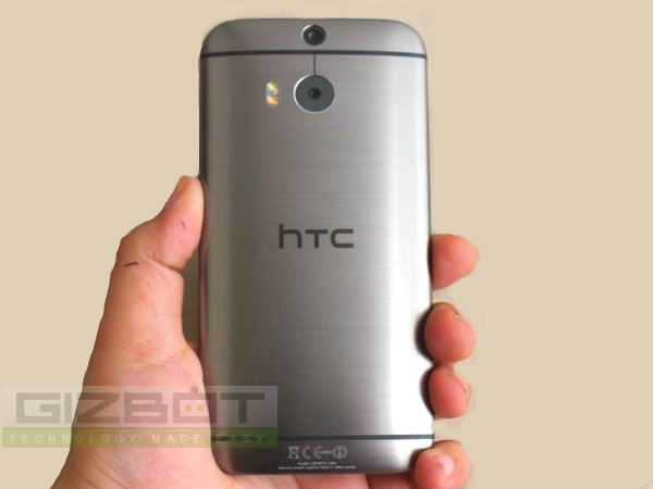 HTC Might Announce M8 Eye With 13MP Duo Camera, 5.2-Inch Display Soon