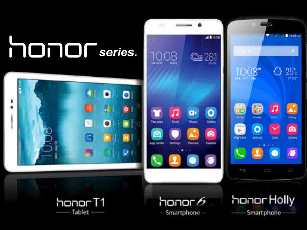 Huawei Honor Holly with 5-inch Display Announced: Coming Soon in India