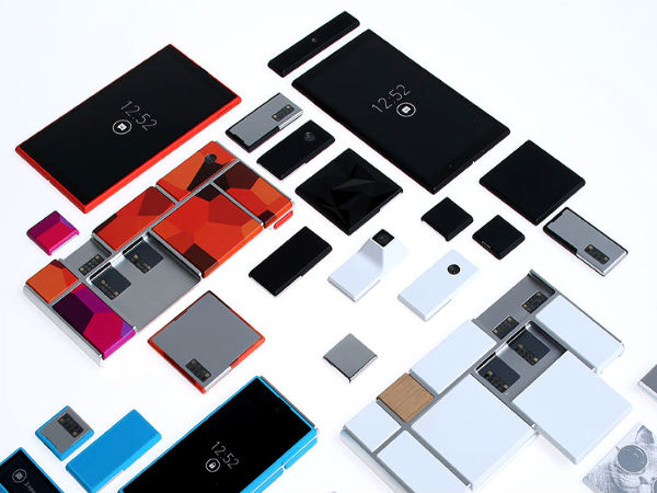 Google's Project Ara Smartphone To Come Powered by Customized Android