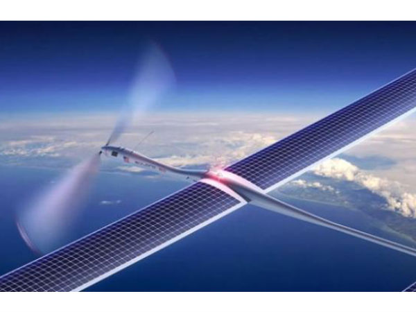 Facebook To Test Internet Beaming Drones In 2015