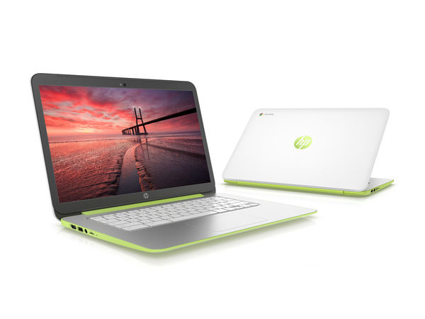 New HP Chromebooks Announced At the IFA 2014