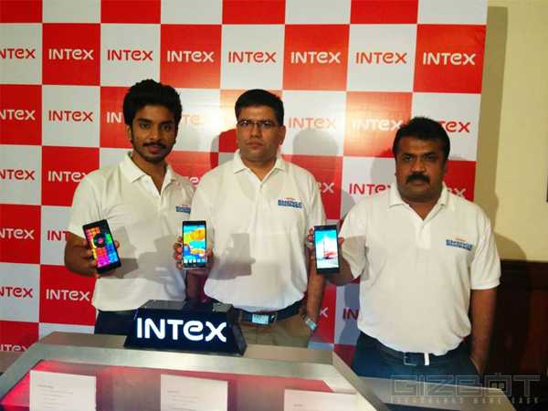 Intex Officially Launches Aqua Star Power at Rs 7,490