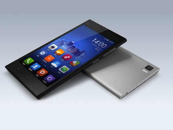 Xiaomi Mi 3 Will Be Back in Stock in India Again Starting Mid- October