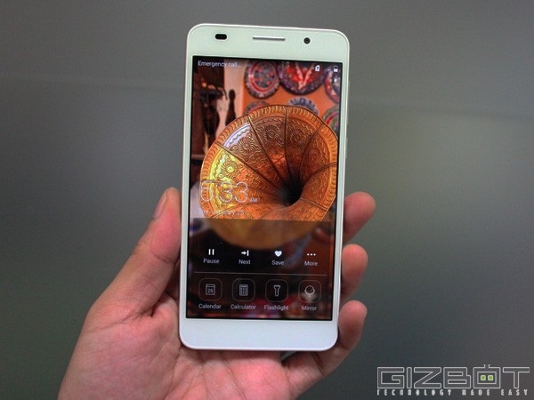 Huawei Honor 6 Hands On and First Look