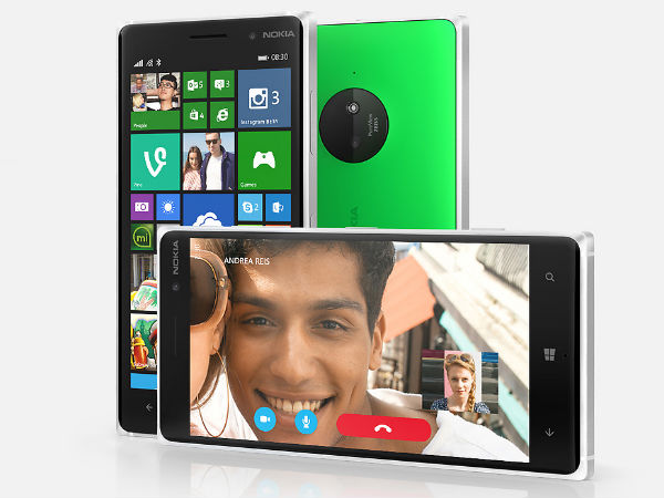 Nokia Lumia 830 With 5-inch Display Launched in India for Rs 28,799