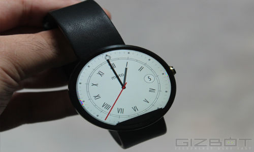 Top 5 Reasons to Buy Motorola Moto 360